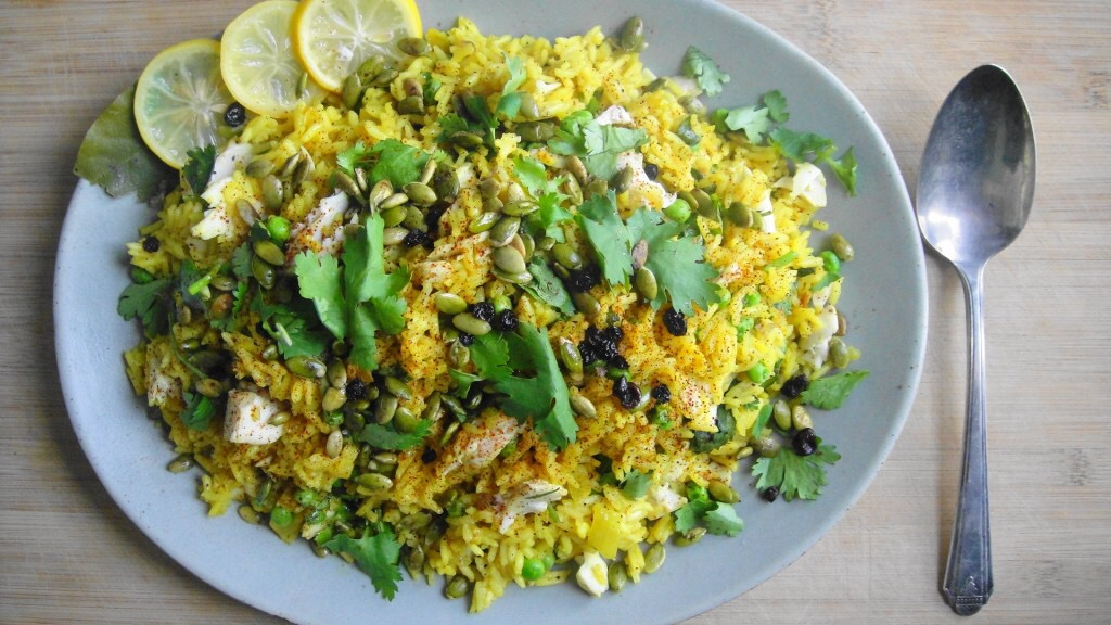 Kedgeree o Khicuri ?