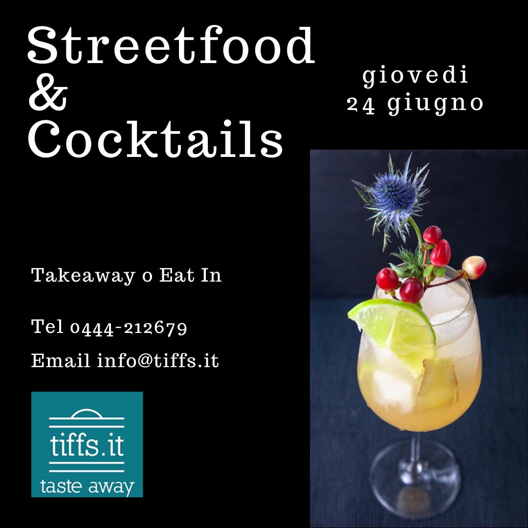 Cocktails & Streetfood