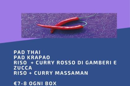 Thai Night, 15 ott 2021