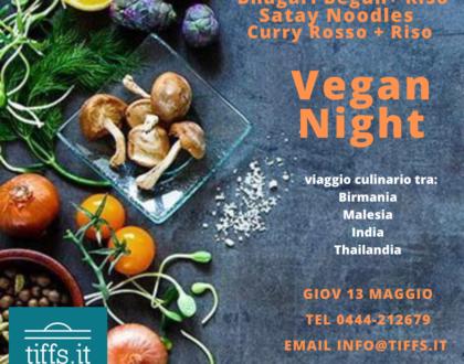 Vegan Night