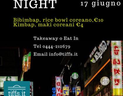 Bibimbap Night
